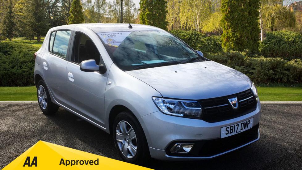 Dacia Sandero 1.5 dCi Laureate - SAT NAV, Rear Park Assist, Bluetooth Diesel 5 door Hatchback (2017) image