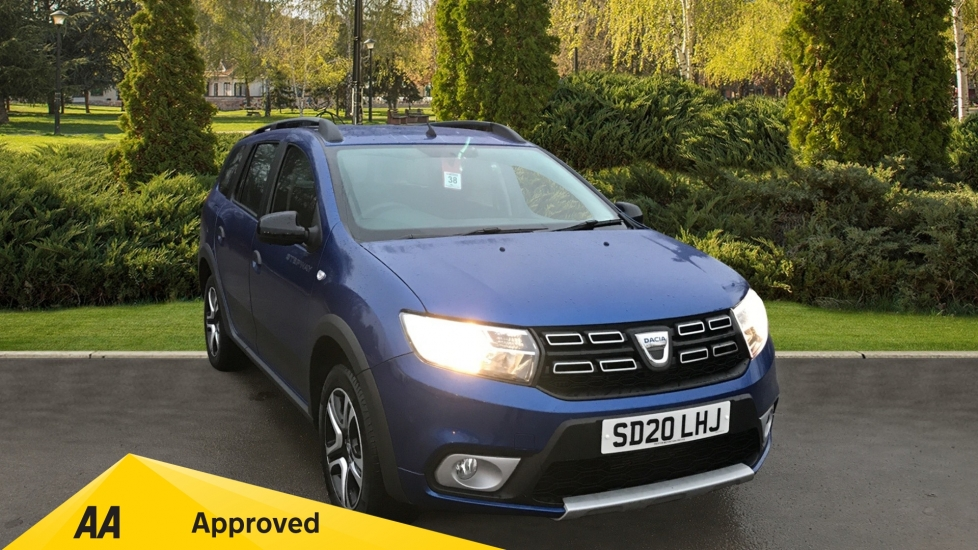 Dacia Logan MCV Stepway 0.9 TCe SE Twenty 5dr Estate (2020)