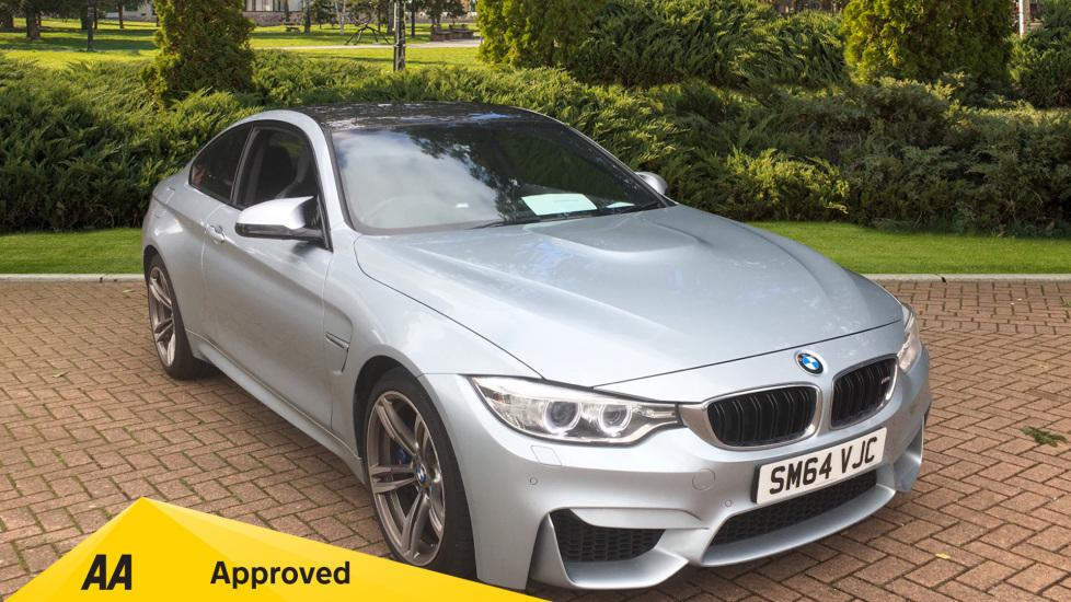 BMW M4 M4 2dr DCT 3.0 Automatic Coupe (2015)