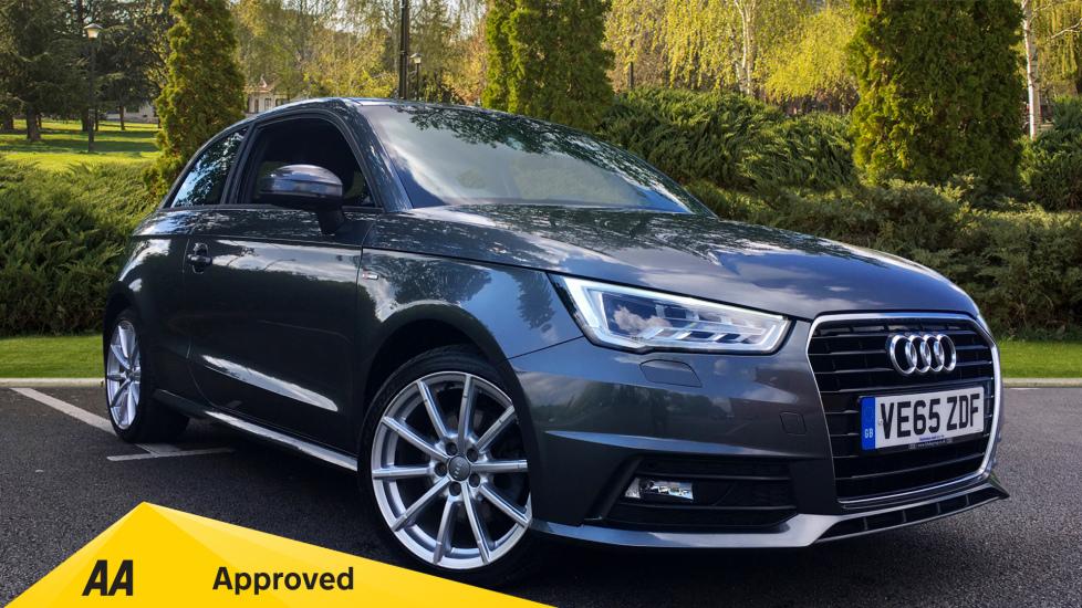 Audi A1 1.6 TDI S Line 3dr Diesel Hatchback (2016) image