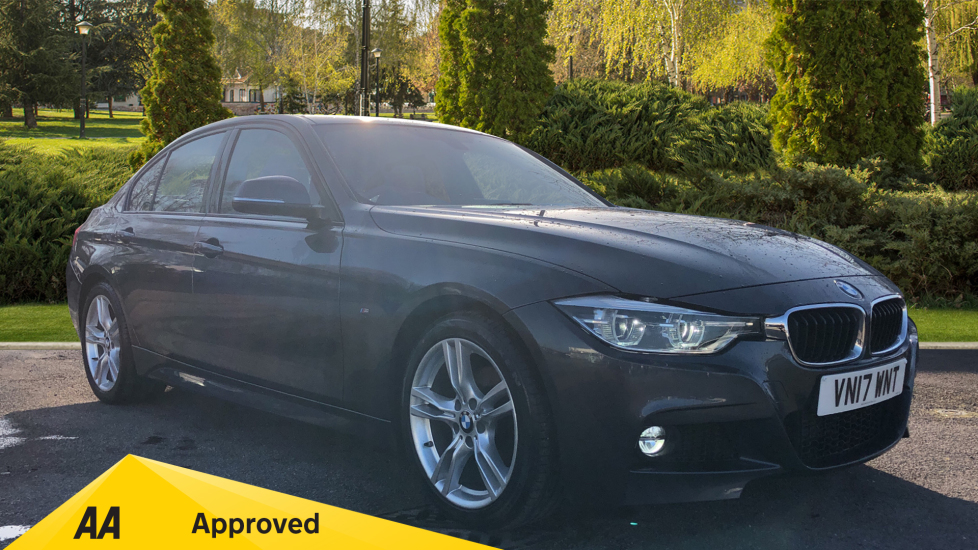 BMW 3 Series 320d M Sport Step 2.0 Diesel Automatic 4 door Saloon (2017)