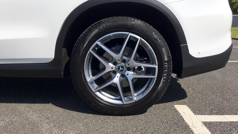 Mercedes-Benz GLC-Class GLC 220d 4Matic AMG Line Premium 5dr 9G-Tronic image 8