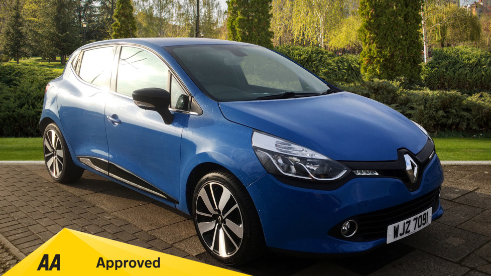 Renault Clio 1.5 dCi 90 Dynamique S MediaNav EDC with Satellite Navigation and Cruise Control Diesel Automatic 5 door Hatchback (2014) image