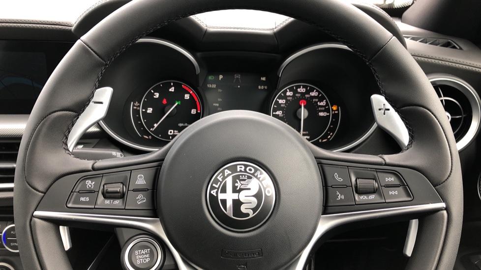 Alfa Romeo Stelvio 2.2 D 210 Ti 5dr image 14