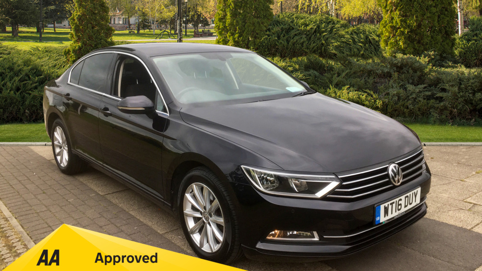 Volkswagen Passat 2.0 TDI SE Business 4dr - SAT NAV Capability, Driver Alert System, Bluetooth, USB Diesel Saloon (2016)