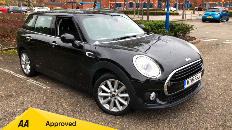 Mini Clubman 20 Cooper D With Satellite Navigation Weekend
