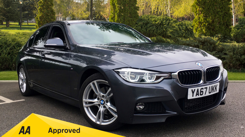 BMW 3 Series 320d M Sport Step with £2685 Worth of Factory Fitted Extras 2.0 Diesel Automatic 4 door Saloon (2017) image