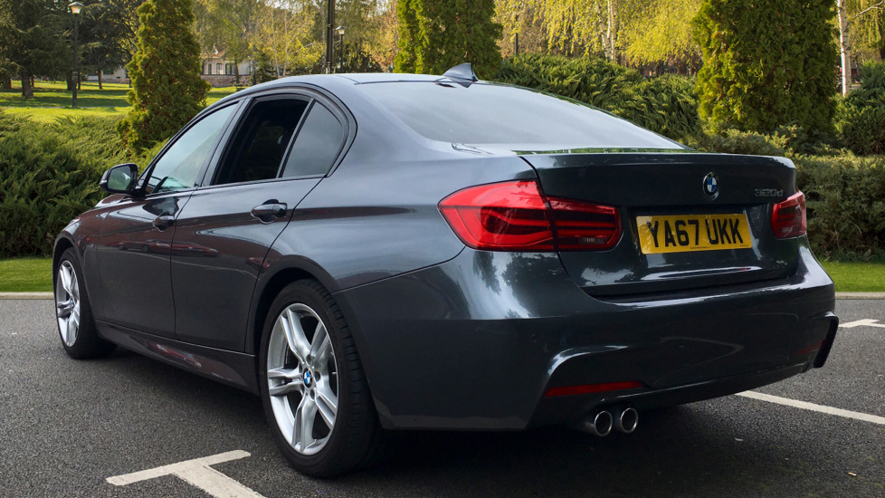 BMW 3 Series 320d M Sport Step with £2685 Worth of Factory Fitted Extras  2 0 Diesel Automatic 4 door Saloon (2017) available from Land Rover Swindon