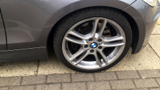 BMW 1 SERIES 123D M SPORT COUPE, DIESEL, in GREY, 2011 - image 1