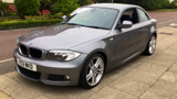 BMW 1 SERIES 123D M SPORT COUPE, DIESEL, in GREY, 2011 - image 8