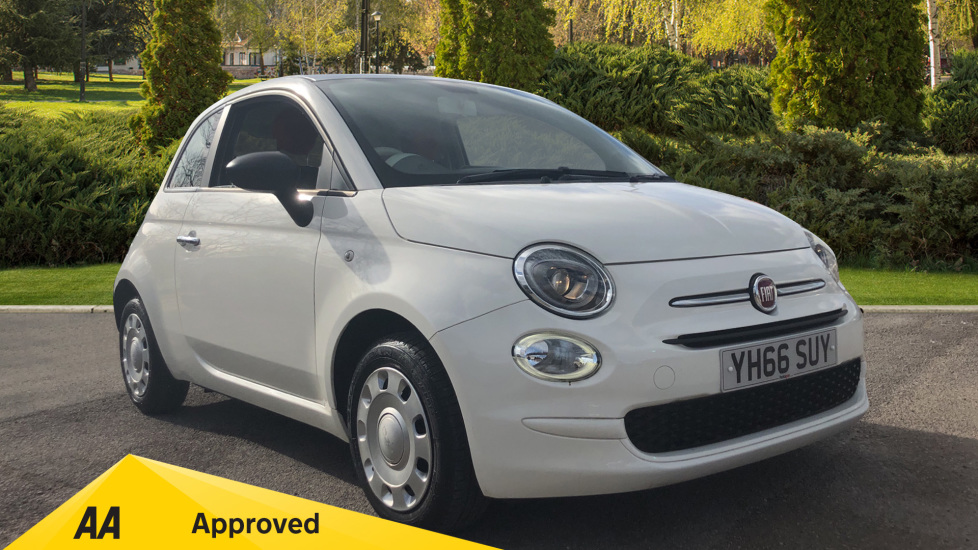 Fiat 500 1.2 Pop 3dr Hatchback (2016) available from Warrington Motors Fiat, Peugeot and Vauxhall thumbnail image
