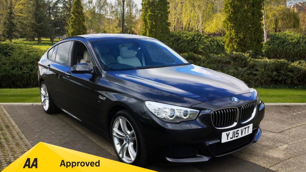 BMW 5 Series 530d M Sport Step with Comprehensive Factory Extras 3.0 Diesel Automatic 5 door Hatchback (20145) image