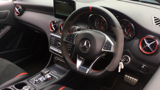 MERCEDES A-CLASS A45 AMG 4MATIC HATCHBACK, PETROL, in WHITE, 2016 - image 2