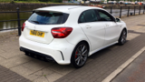 MERCEDES A-CLASS A45 AMG 4MATIC HATCHBACK, PETROL, in WHITE, 2016 - image 3