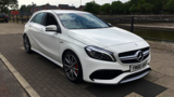 MERCEDES A-CLASS A45 AMG 4MATIC HATCHBACK, PETROL, in WHITE, 2016 - image 10