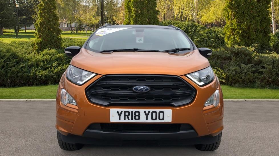 Ford EcoSport 1.0 EcoBoost 125 ST-Line 5dr - Reverse Camera, Satellite Navigation & Cross Traffic Alert image 7