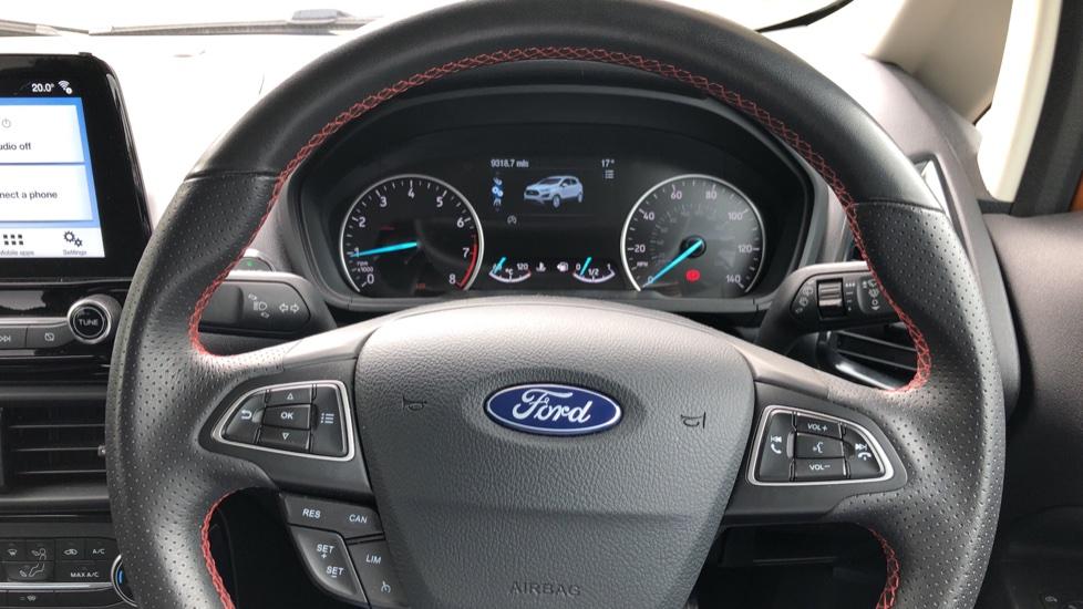 Ford EcoSport 1.0 EcoBoost 125 ST-Line 5dr - Reverse Camera, Satellite Navigation & Cross Traffic Alert image 17