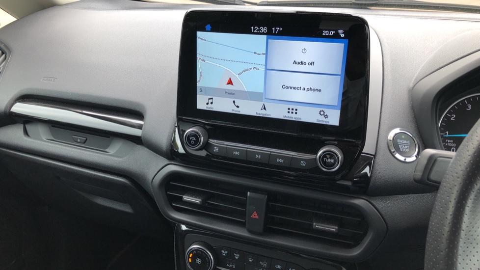 Ford EcoSport 1.0 EcoBoost 125 ST-Line 5dr - Reverse Camera, Satellite Navigation & Cross Traffic Alert image 18