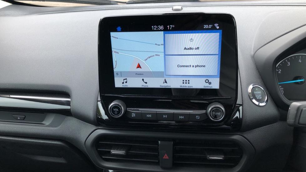 Ford EcoSport 1.0 EcoBoost 125 ST-Line 5dr - Reverse Camera, Satellite Navigation & Cross Traffic Alert image 21