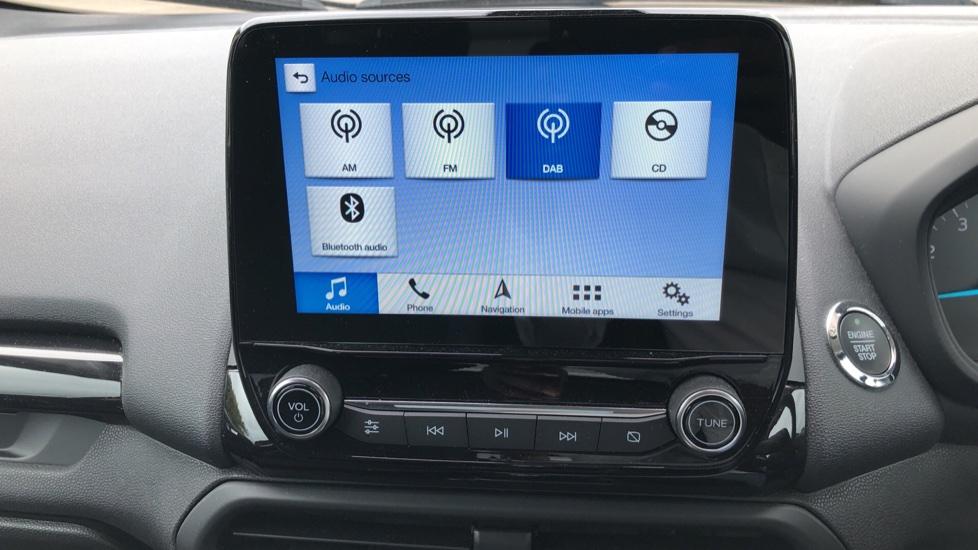 Ford EcoSport 1.0 EcoBoost 125 ST-Line 5dr - Reverse Camera, Satellite Navigation & Cross Traffic Alert image 23