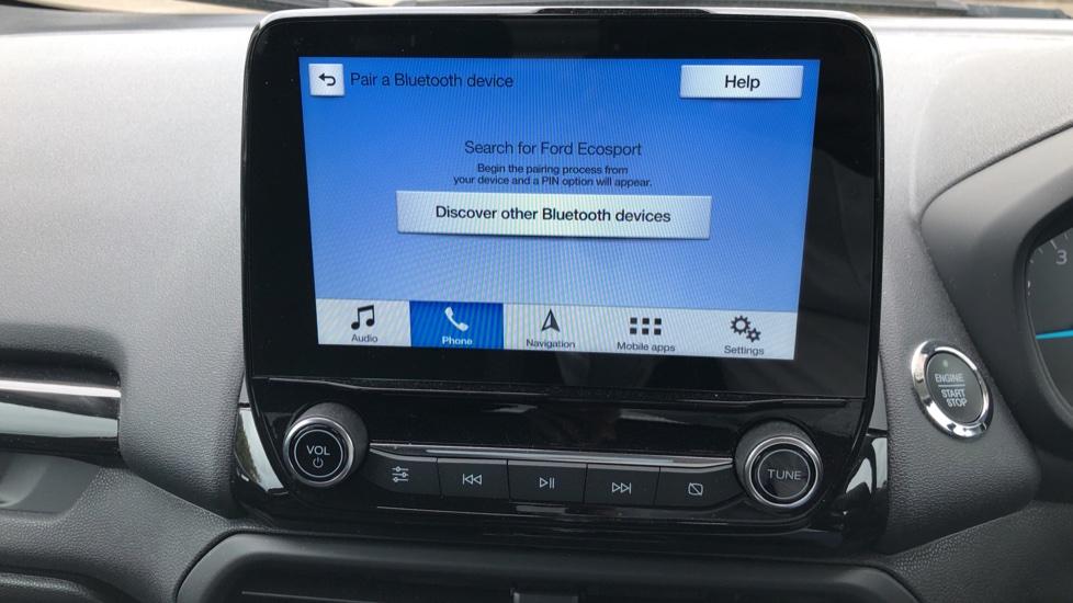 Ford EcoSport 1.0 EcoBoost 125 ST-Line 5dr - Reverse Camera, Satellite Navigation & Cross Traffic Alert image 24