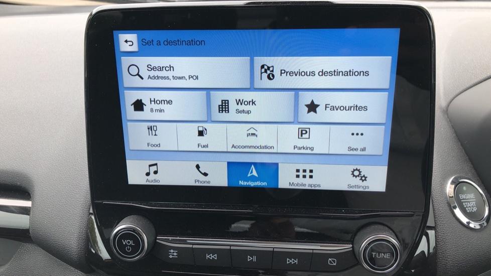 Ford EcoSport 1.0 EcoBoost 125 ST-Line 5dr - Reverse Camera, Satellite Navigation & Cross Traffic Alert image 26