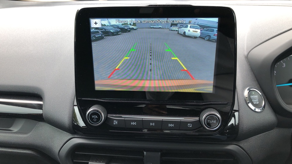 Ford EcoSport 1.0 EcoBoost 125 ST-Line 5dr - Reverse Camera, Satellite Navigation & Cross Traffic Alert image 32
