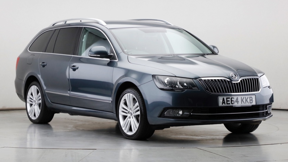 2015 Used Skoda Superb 3.6L