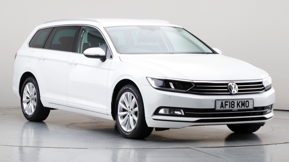 2018 Used Volkswagen Passat 1.4L SE Business TSI