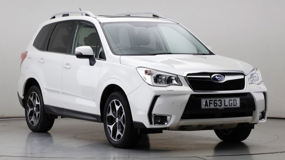 2013 Used Subaru Forester 2L XT