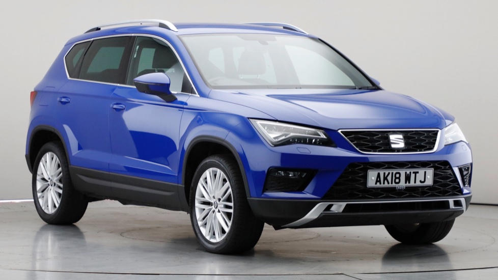 2018 Used Seat Ateca 2L XCELLENCE TSI