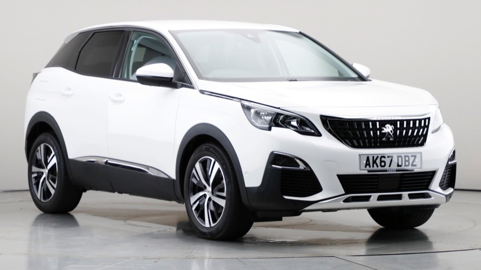 2017 Used Peugeot 3008 1.6L Allure BlueHDi