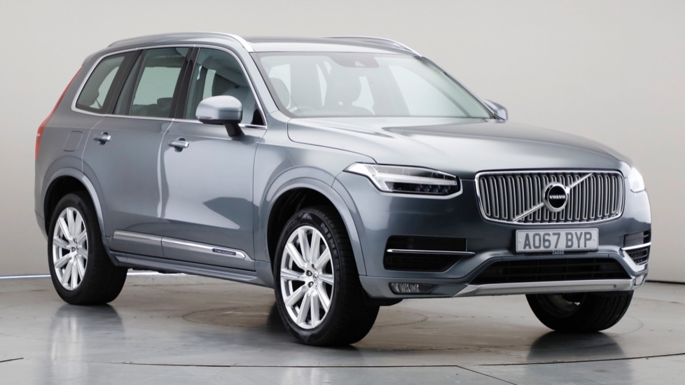 2017 Used Volvo XC90 2L Inscription Pro PowerPulse D5