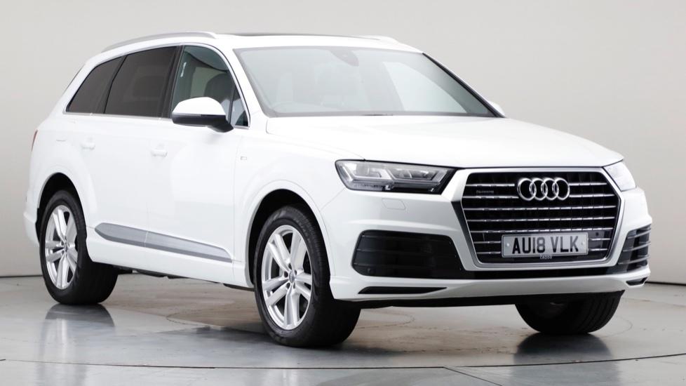 2018 Used Audi Q7 3L S line TDI V6
