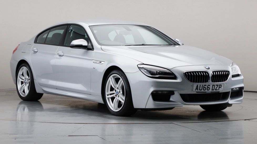 2016 Used BMW 6 Series Gran Coupe 3L M Sport 640d