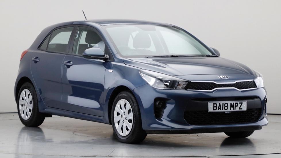 2018 Used Kia Rio 1.2L 1