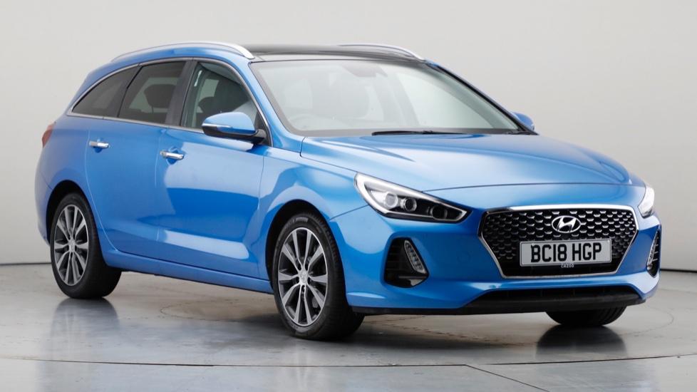 2018 Used Hyundai i30 1.6L Premium SE CRDi