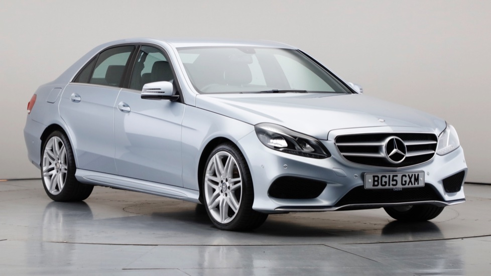 2015 Used Mercedes-Benz E Class 2.1L AMG Line E250 CDI