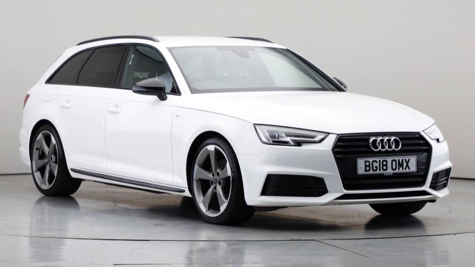 2018 Used Audi A4 Avant 1.4L Black Edition TFSI