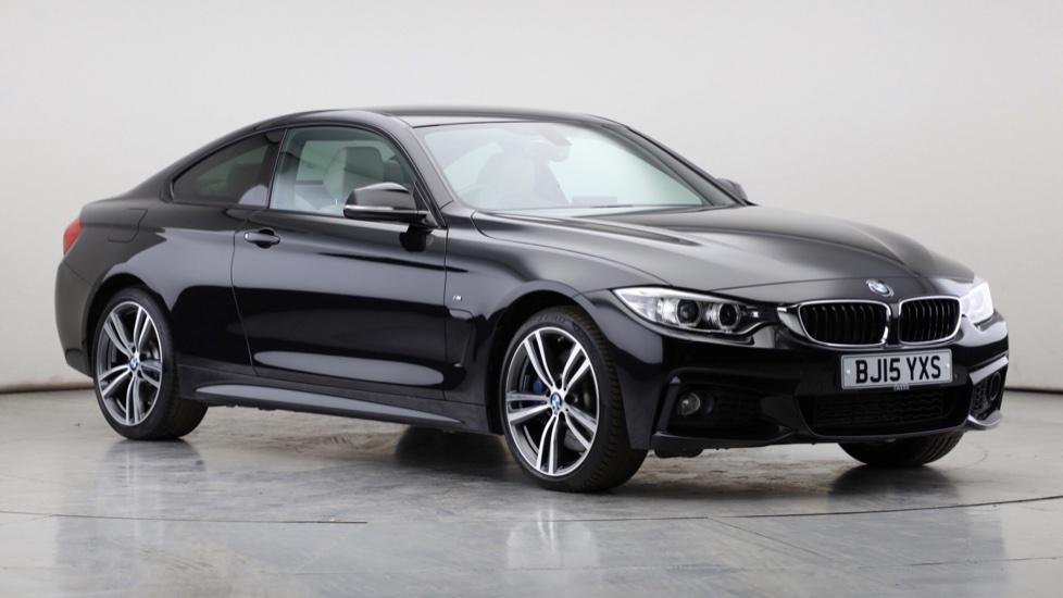 2015 Used BMW 4 Series 3L M Sport 430d