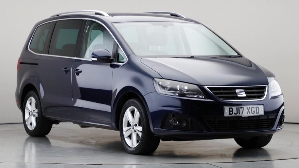 2017 Used Seat Alhambra 2L SE Ecomotive TDI