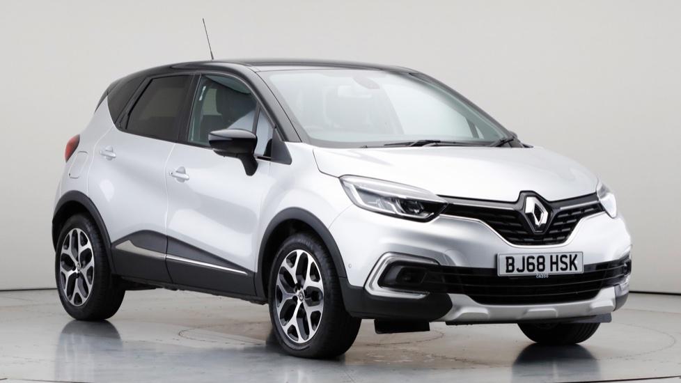 2018 Used Renault Captur 1.5L GT Line dCi