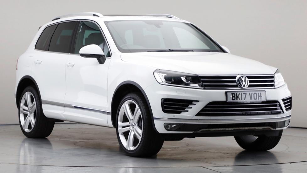 2017 Used Volkswagen Touareg 3L R-Line Plus BlueMotion Tech TDI V6