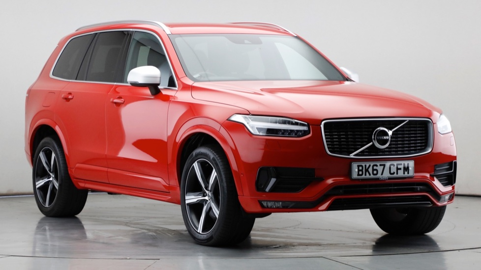 2017 Used Volvo XC90 2L R-Design PowerPulse D5