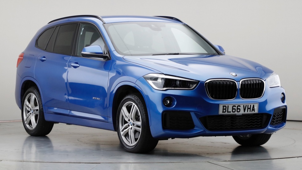 2017 Used BMW X1 2L M Sport 20i