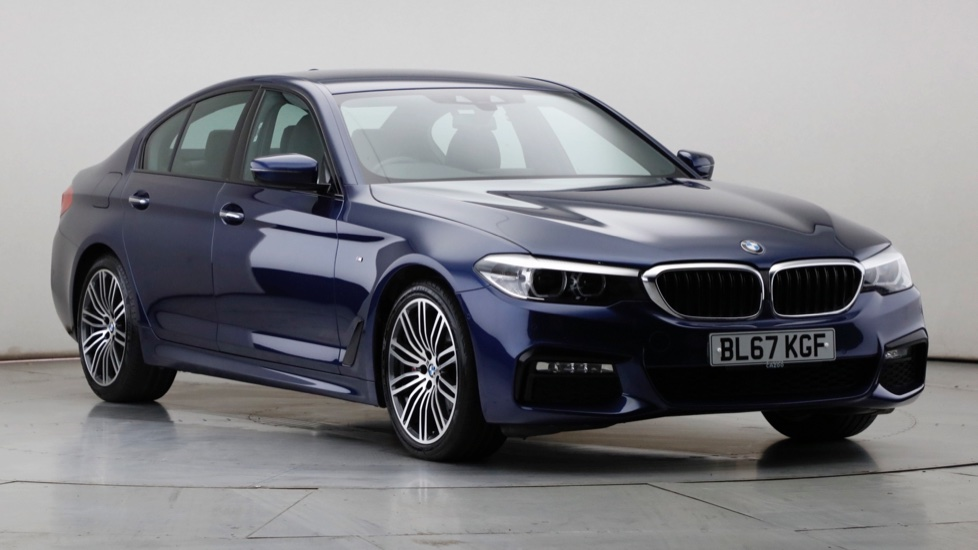 2017 Used BMW 5 Series 2L M Sport 530i