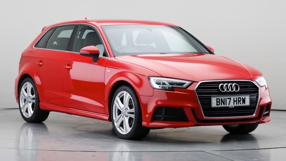 2017 Used Audi A3 1.6L S line TDI