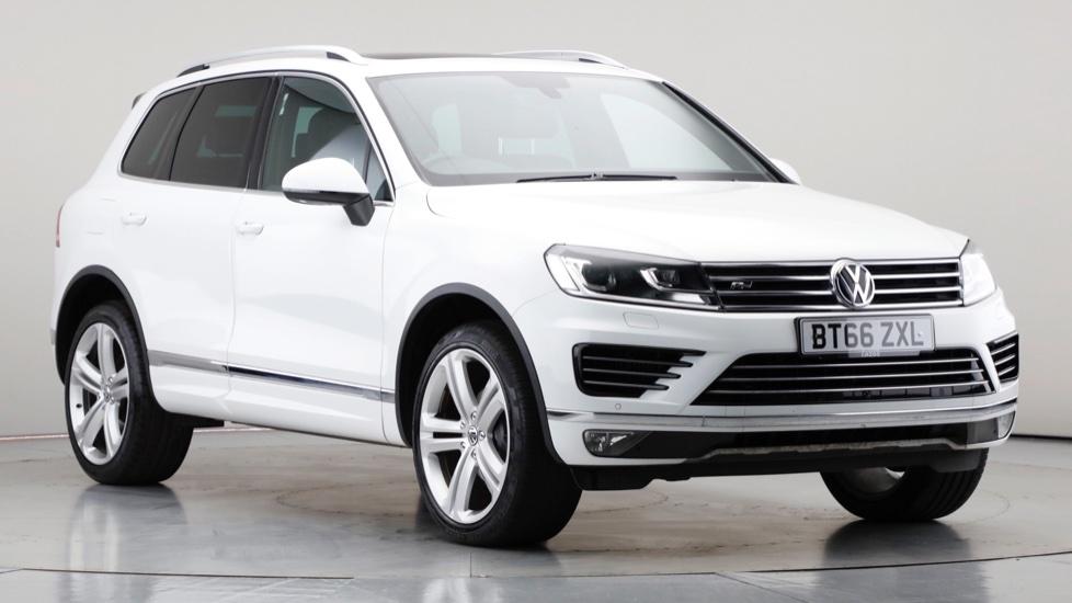 2016 Used Volkswagen Touareg 3L R-Line Plus BlueMotion Tech TDI V6
