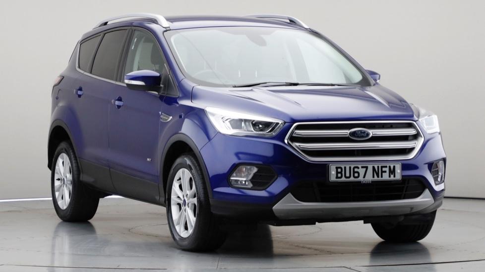 2018 Used Ford Kuga 2L Titanium TDCi