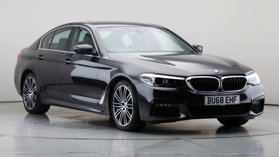 2018 Used BMW 5 Series 2L M Sport 520i